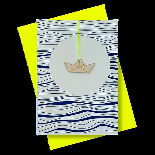Waves * Paperboat