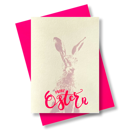 Frohe Ostern Foto