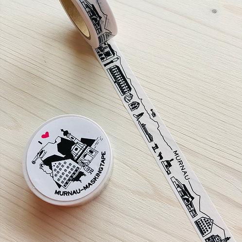 Masking Tape Murnau schwarz