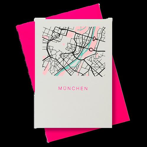 Geomap München