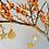 Thumbnail: Weihnachts-Anhänger neonorange