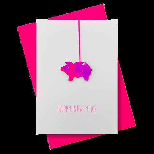 Happy New Year * Schwein