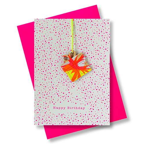 Happy Birthday * Geschenk