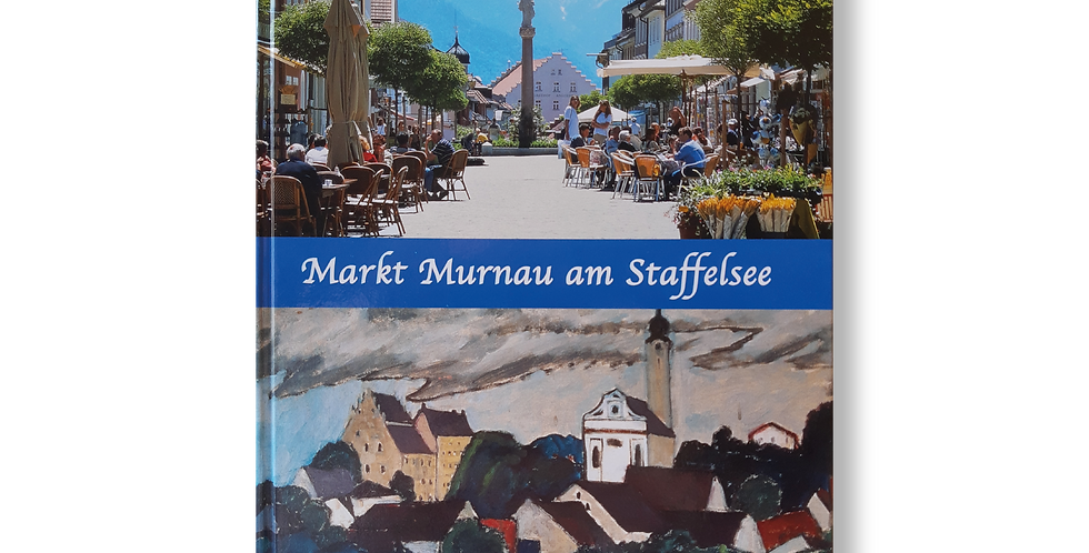 Markt Murnau am Staffelsee