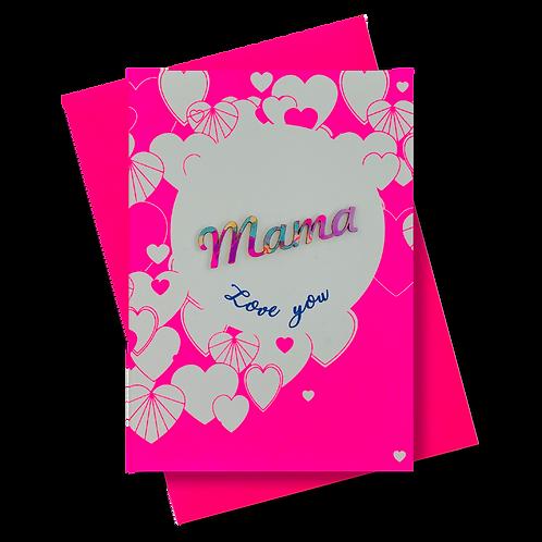 Love you ° Mama