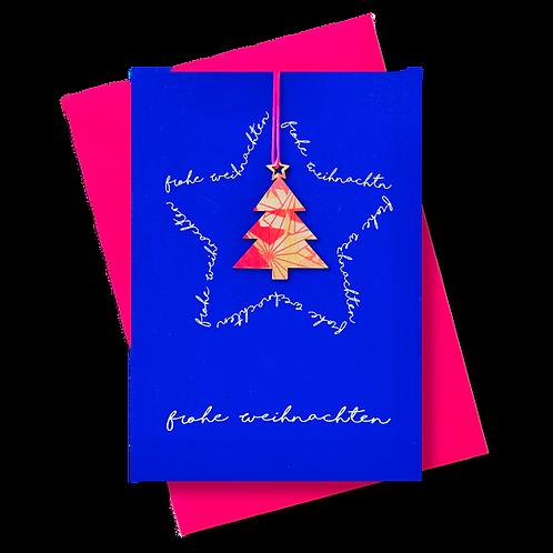 Frohe Weihnachten * Christbaum