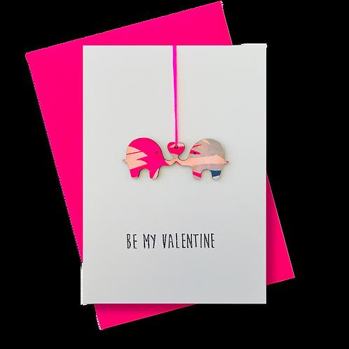 Be my Valentine * Bussielefanten