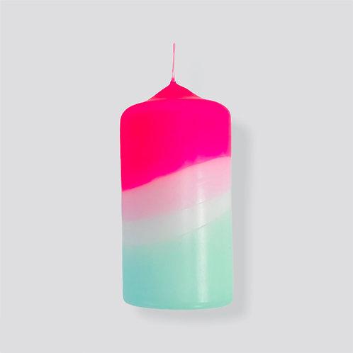Dip Dye Neon * Peppermint Tower