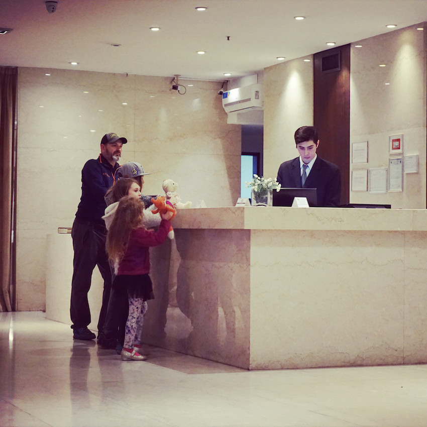 Check-in Hotel