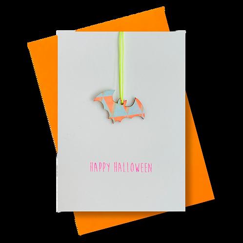 Happy Halloween * Fledermaus