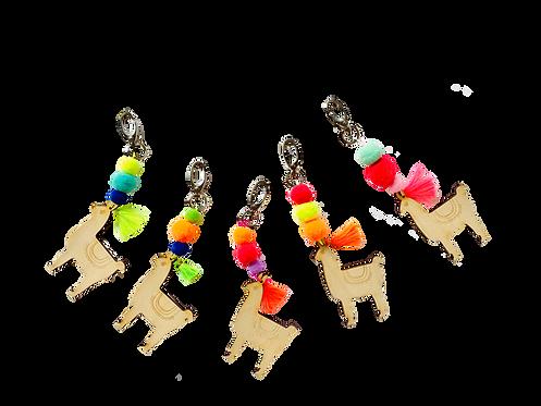 Schlüsselanhänger Lama