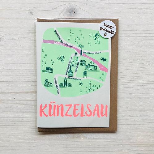 Citymap Künzelsau 3