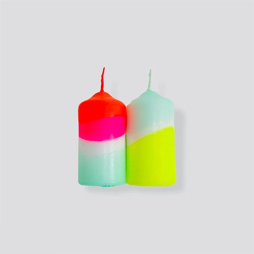 Dip Dye Neon * Rainbow Wings