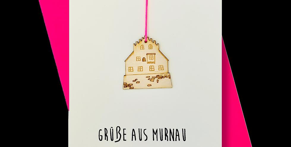 Grüße aus Murnau ^ Schlossmuseum Holz