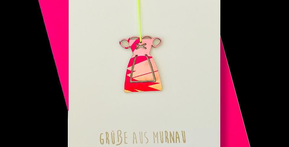 Grüße aus Murnau * Dirndl