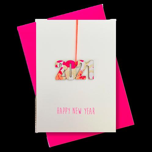 Happy New Year * 2021