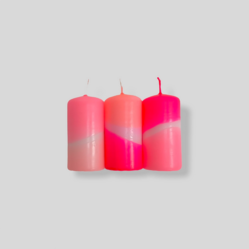 Dip Dye Neon * Flamingo Cookies