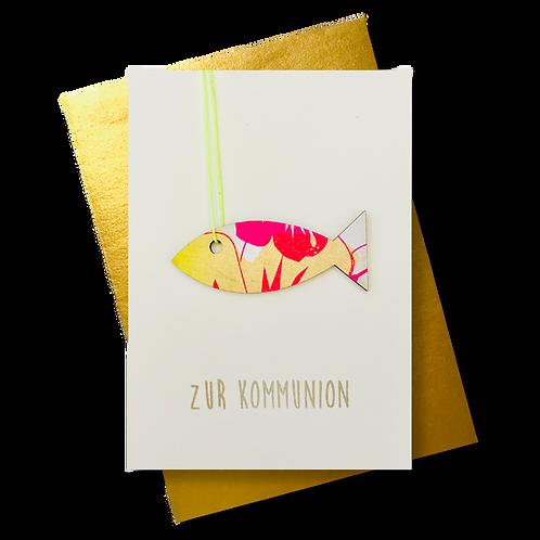 Zur Kommunion * Fisch