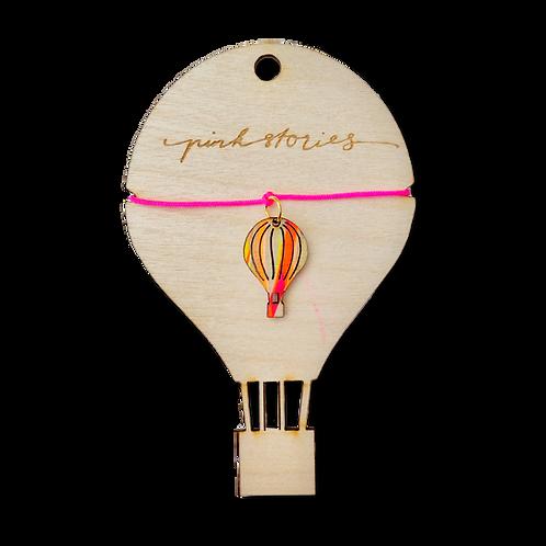 Armband * Heißluftballon