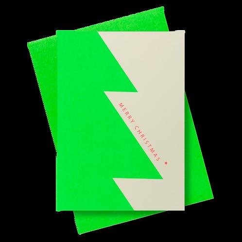 W. Baum neongrün