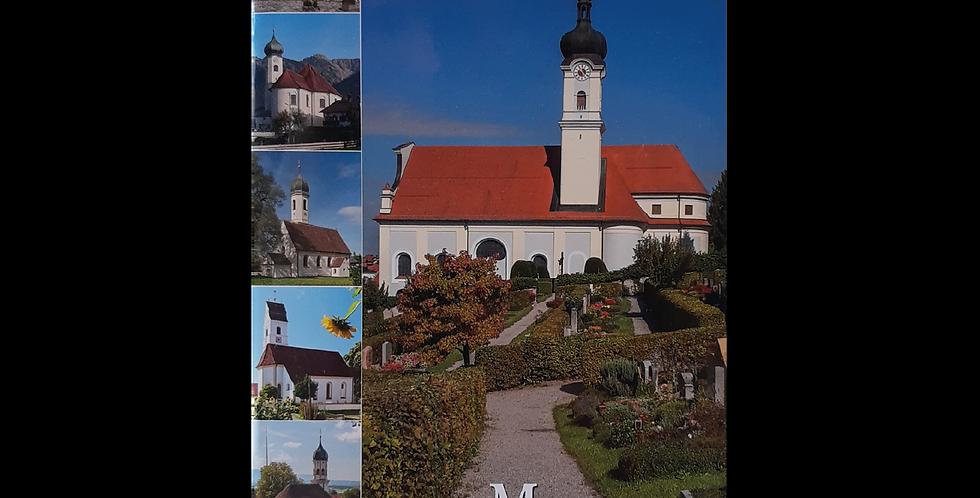 Kirchen und Kapellen im Pfarrverband Murnau