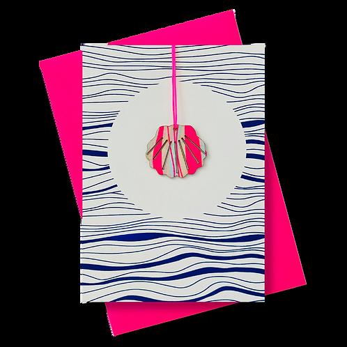 Waves * Muschel Streifen