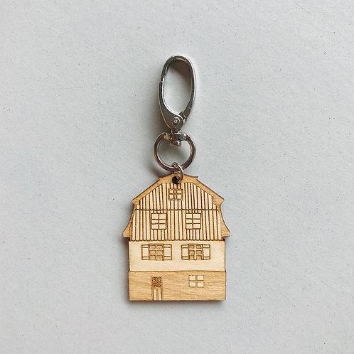 Schlüsselanhänger Münterhaus