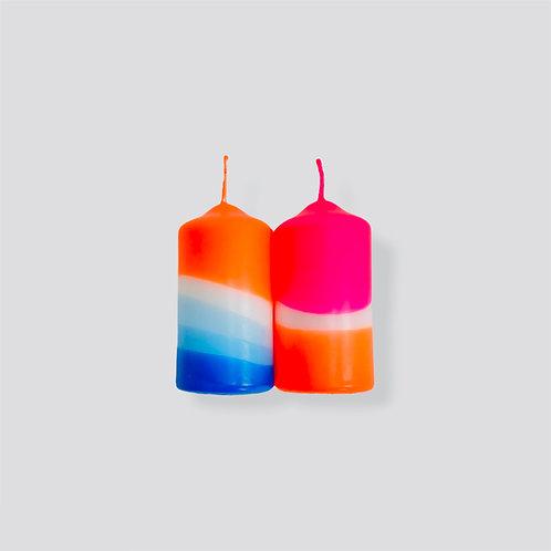 Dip Dye Neon * Cotton Candy