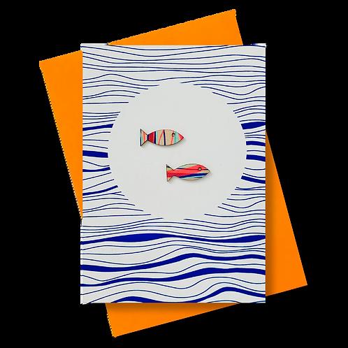 Waves ° Fische