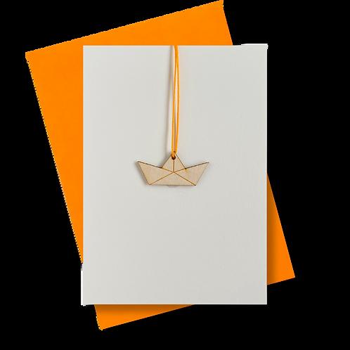 * Paperboat neonorange