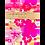 Thumbnail: Hasen-Anhänger Jungle violett