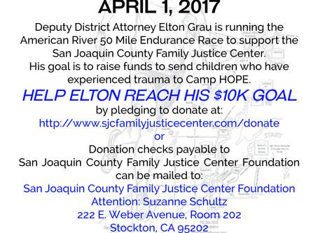 Running for HOPE