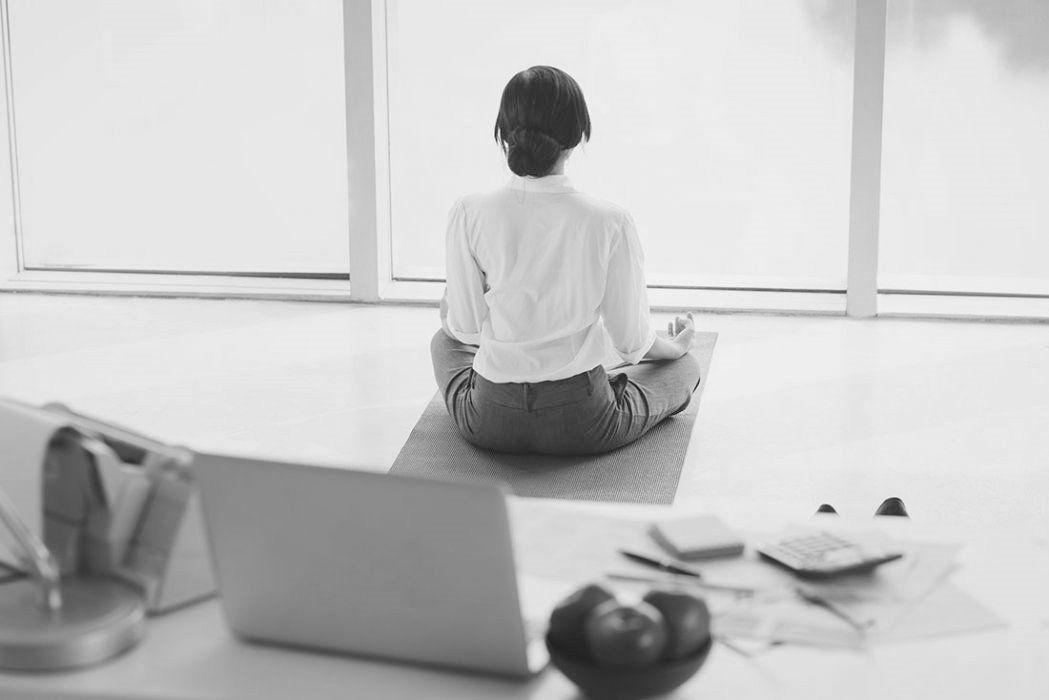 office yoga with yiyang