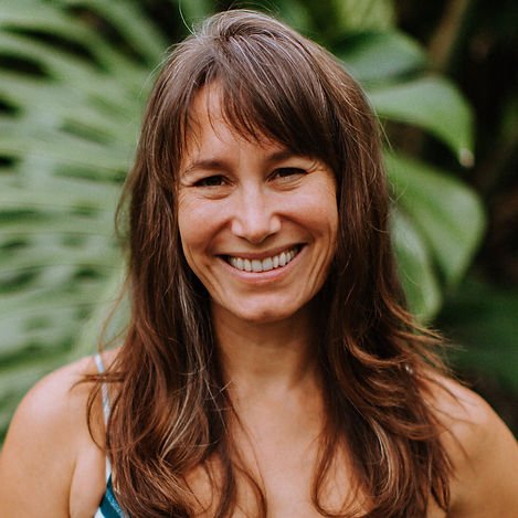 Erin Heidrich, acupuncturist at the Koa Clinic in Kailua-Kona, HI