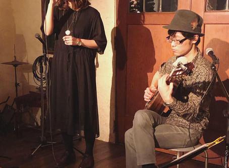 【Blog】第10回蔵ジャズフェスティバルSilver moonでのfutarinoteの演奏にお越しいただきありがとうございました✨