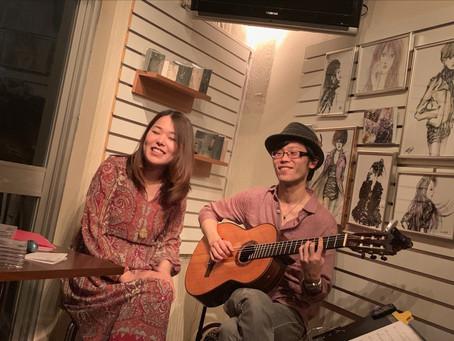【Blog】平成最後に!東京3日目ツアー最終日のお話。文吾さんのお店にて。
