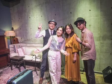 【Blog】東京3Daysありがとうございました!まずは1日目のWGT「はじまりのうた」。