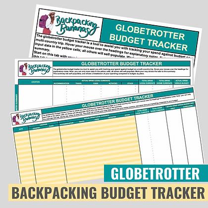 Globetrotter Budget Tracker