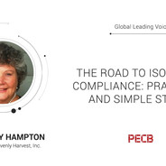 The Road to ISO 45001