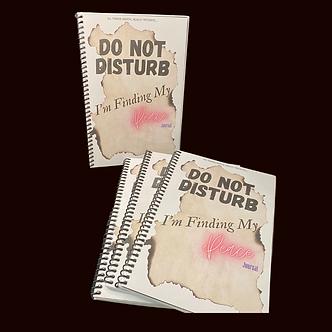 Do Not Disturb Journal
