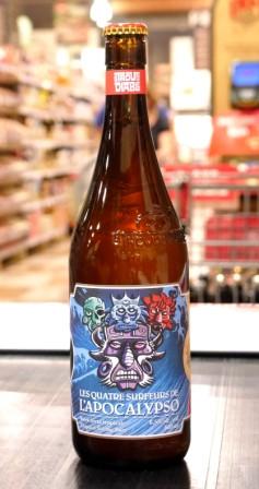Trou du Diable Bière Apocalypso