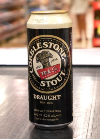 Brasserie Mill ST Brewery. Bière : Cobblestone
