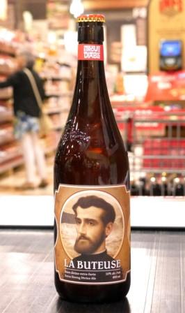 Trou du Diable Bière La Buteuse