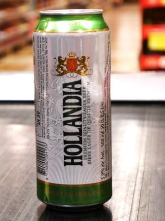 Bière : Hollandia