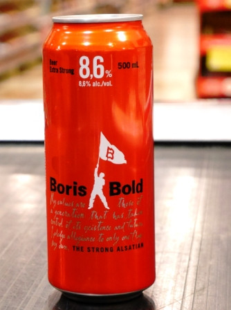 Boris Bière : Boris Bold