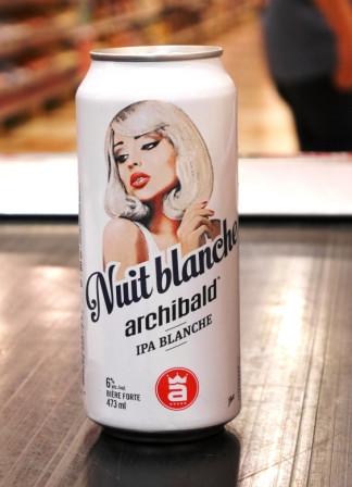 Bière Nuit blanche
