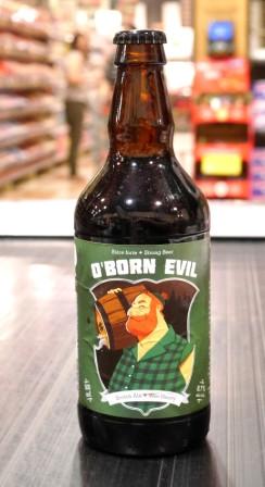 Lagabière. Bière : O'Born Evil