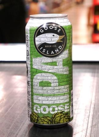 Goose Island beer : Bière : Goose Rambler IPA