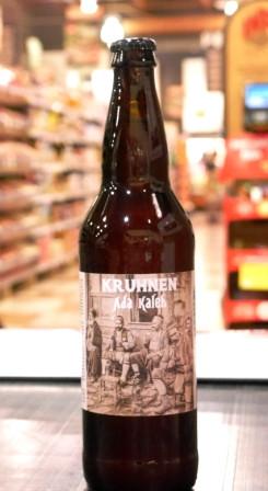 Kruhnen Bière : Ada Kaleh