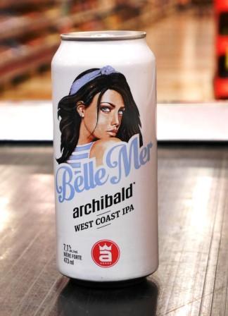 bière Belle mer